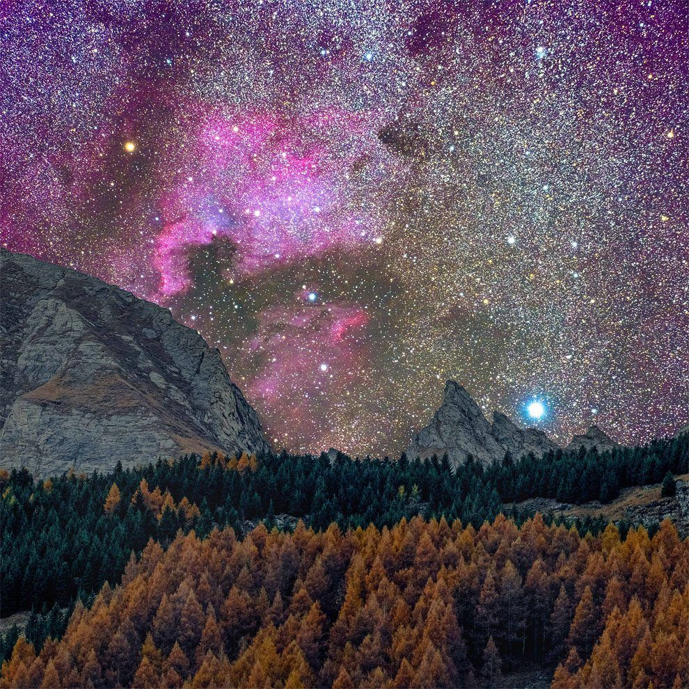 Amazing Snaps Of The Andromeda Galaxy Andromeda Galaxy Astrophotography Abstract Nature