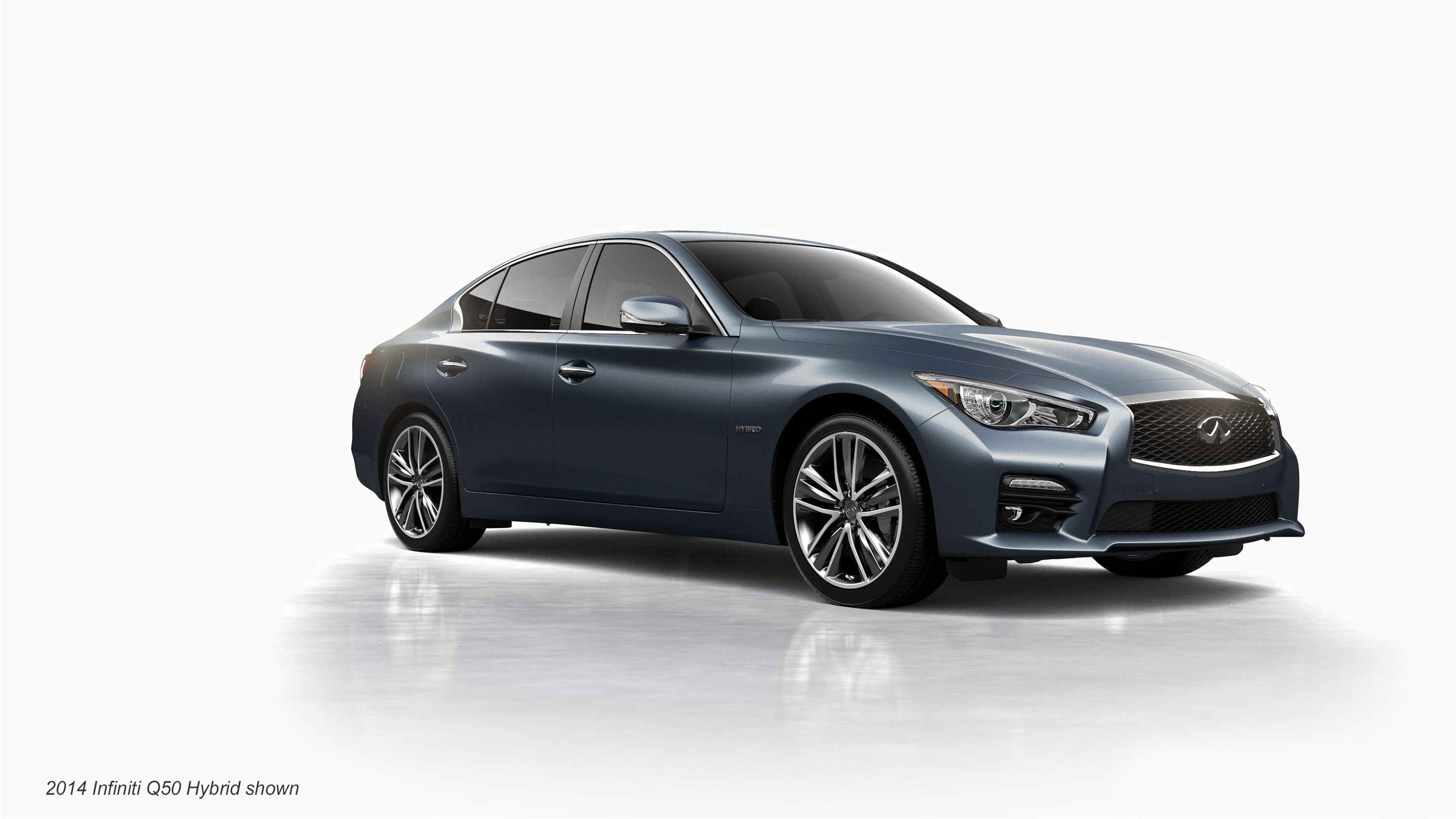 front infiniti pin infinity shadow exterior profile side sedan in graphite passengers