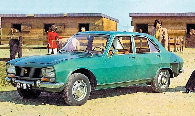 1970 Peugeot 504 Review Great Cars Of The 70s Peugeot Cars Citroën Cx