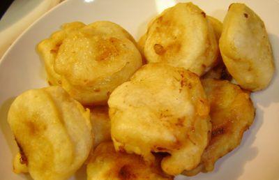 Resep Membuat Tape Singkong Goreng Nikmat Makanan Dan Minuman Ide Makanan Resep Makanan