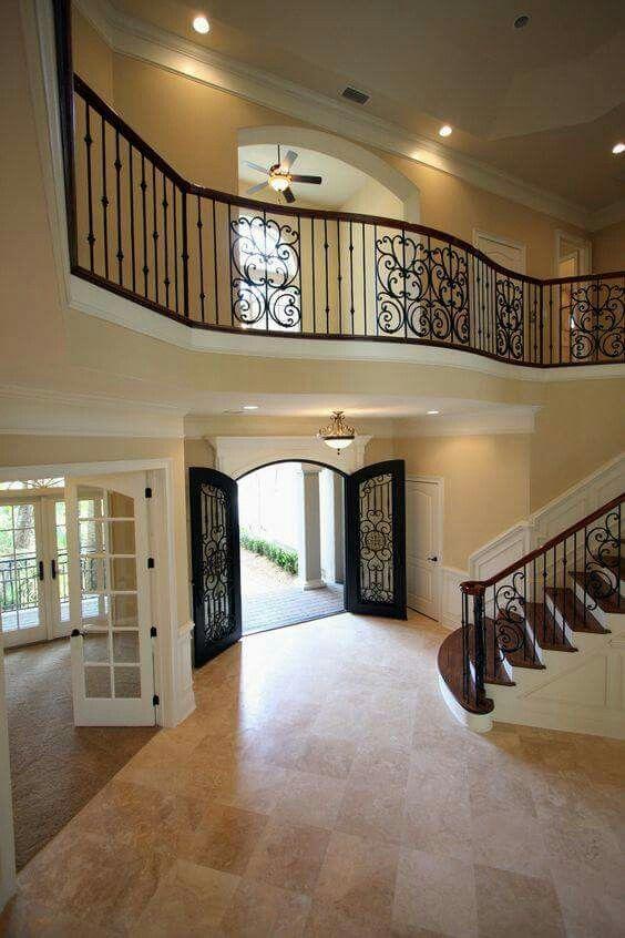 HOME INTERIOR | House build | Pinterest | Haciendas, Castellanos y ...