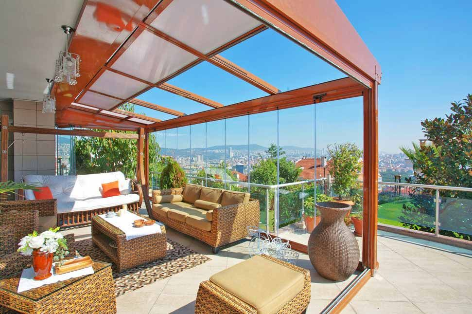 Retractable Roof - Residential