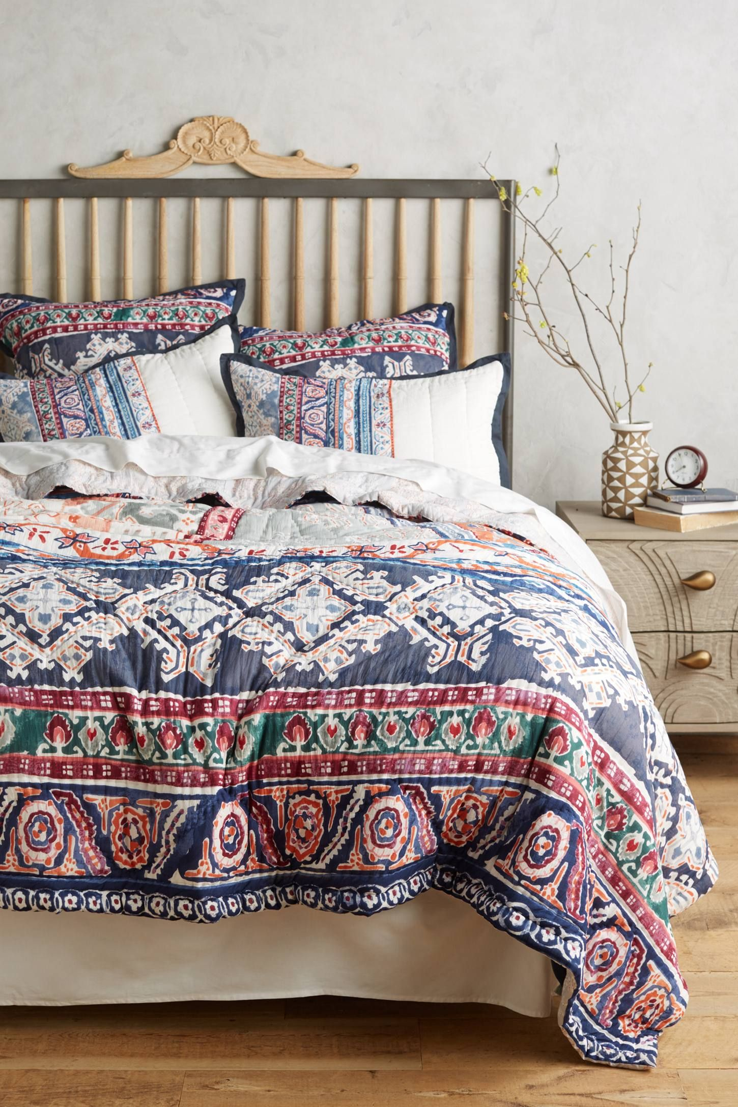 picturesque better homes and gardens quilts. Shop the Risa Quilt and more Anthropologie at today  Read customer reviews discover Bedrooms Girls apartment Dorm
