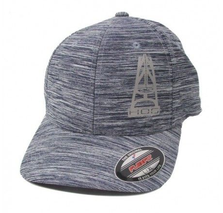 new style 448a0 0f39d Hooey Sonic Grey Flex Fit Hat - 3007GY (Small Medium)
