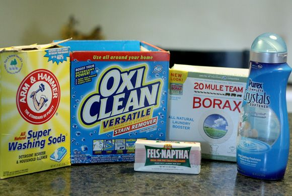 Make Your Own Laundry Detergent Homemade Laundry Detergent