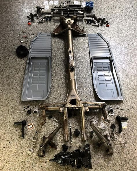 Preperation for the ECOchassis has begun 4995 for a