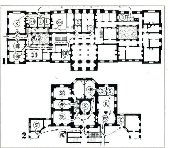 Harewood House basement floor plan Nenham basement floor plan – Harewood House Floor Plan