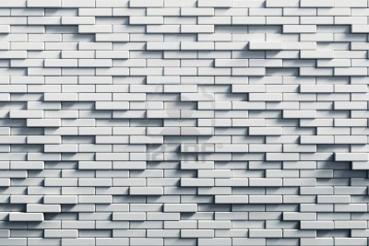 There Is Something About Brick Walls That I Really Like Whitebrickwall