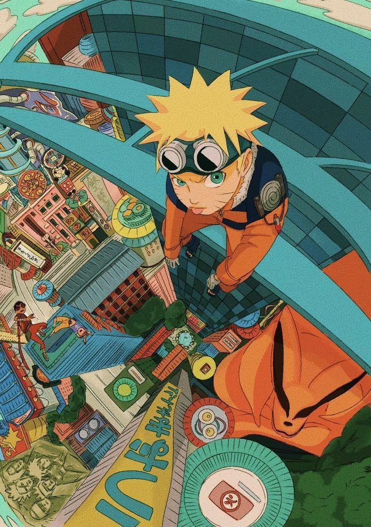 Fala Naruto