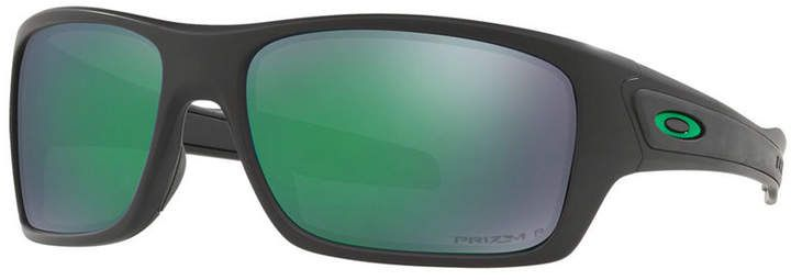 2e62a067ebb10 Oakley Polarized Turbine Prizm Sunglasses