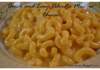 Making Miracles: Quick and Easy Velveeta Macaroni & Cheese
