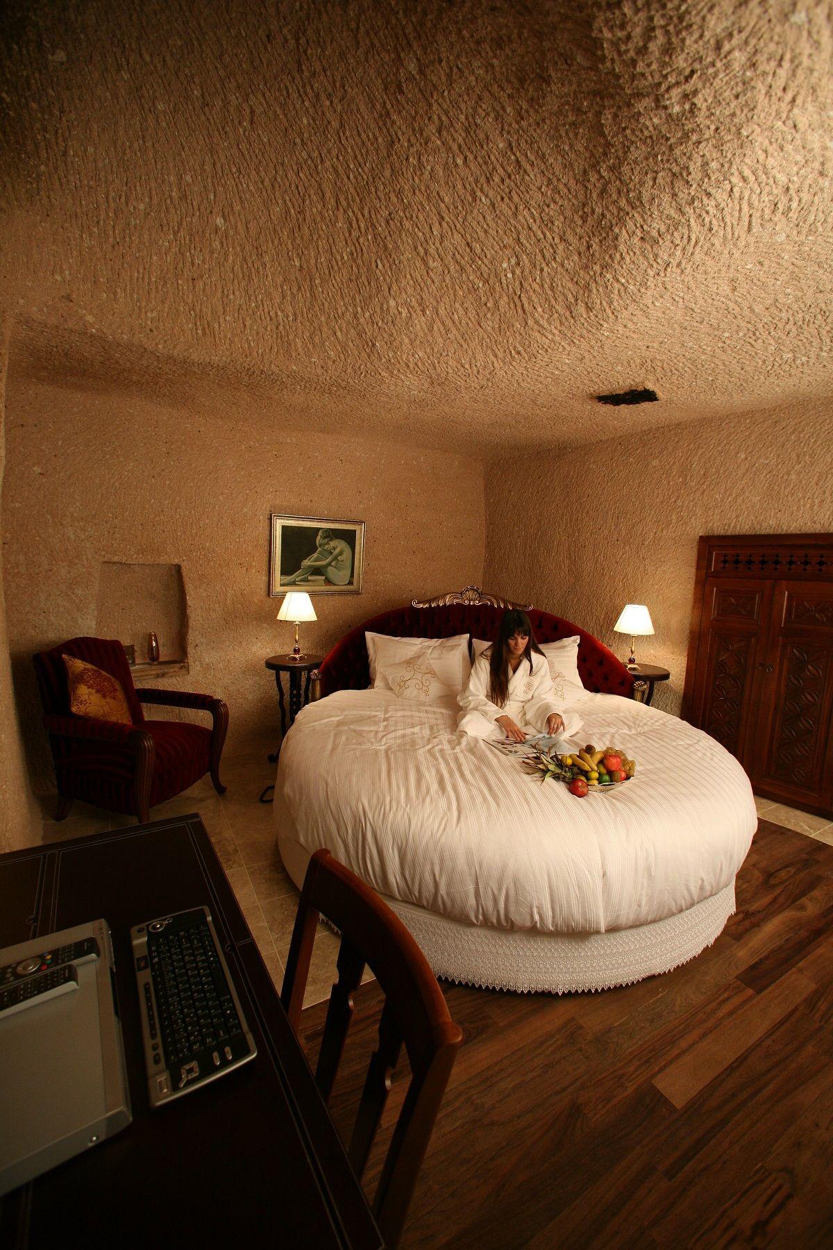 Cappadocia Cave Resort Spa Turkey Nestled Luxurious