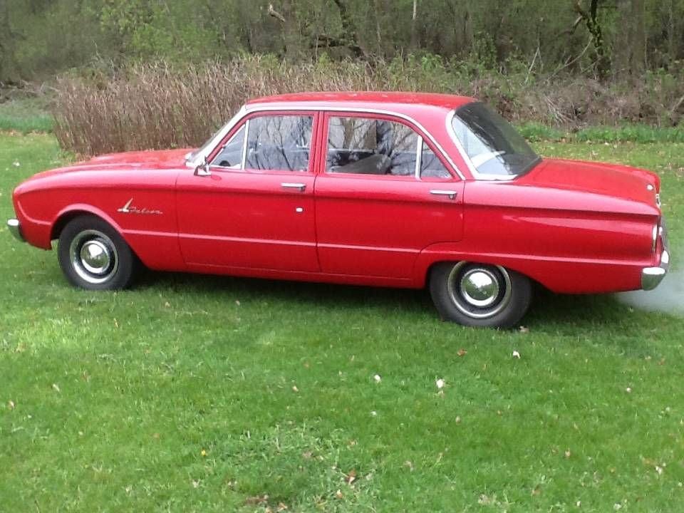 1961 Ford Falcon 4 Door For Sale 1848224 Hemmings Motor News Ford Falcon Ford Pontiac Cars