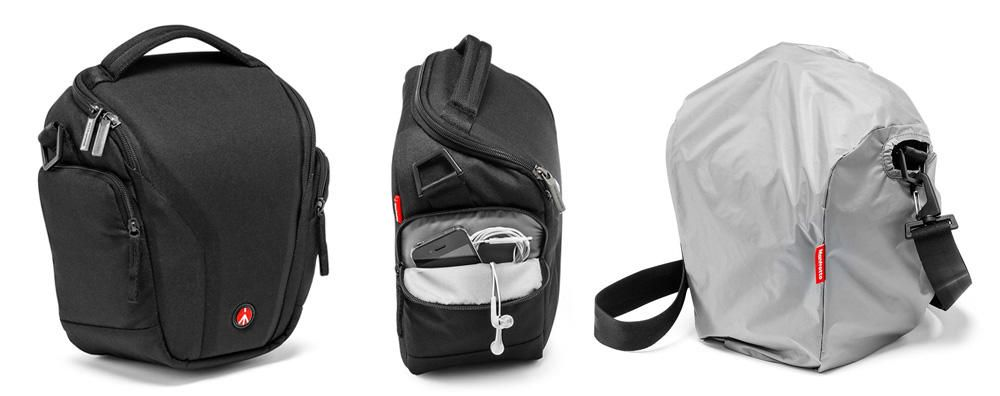 Manfrotto Pro Holster Plus Small Mirrorless Camera Bag, small ...