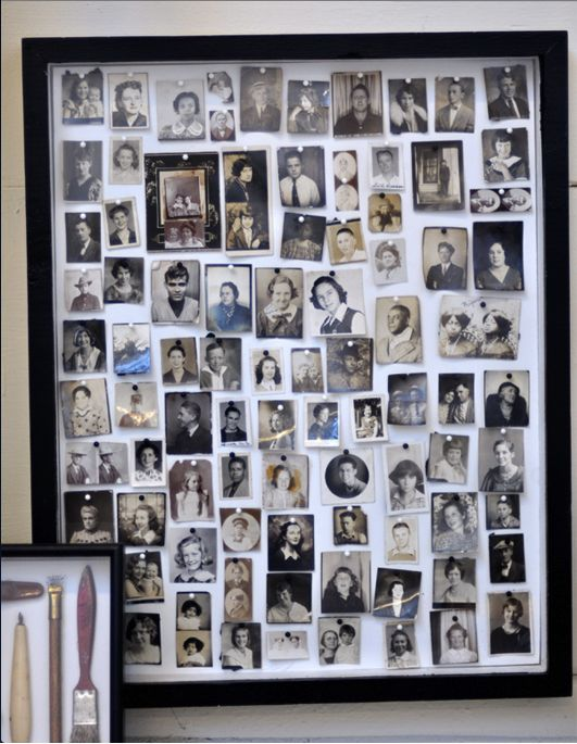 772e26b5a5 Make your house a home with these stylish ways to display family photos.