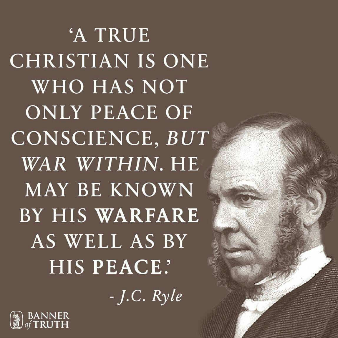 Image result for fear of man's opinion  J. c. Ryle