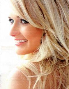 Miranda Lambert A Truly Platinum Girl Miranda Lambert Hair