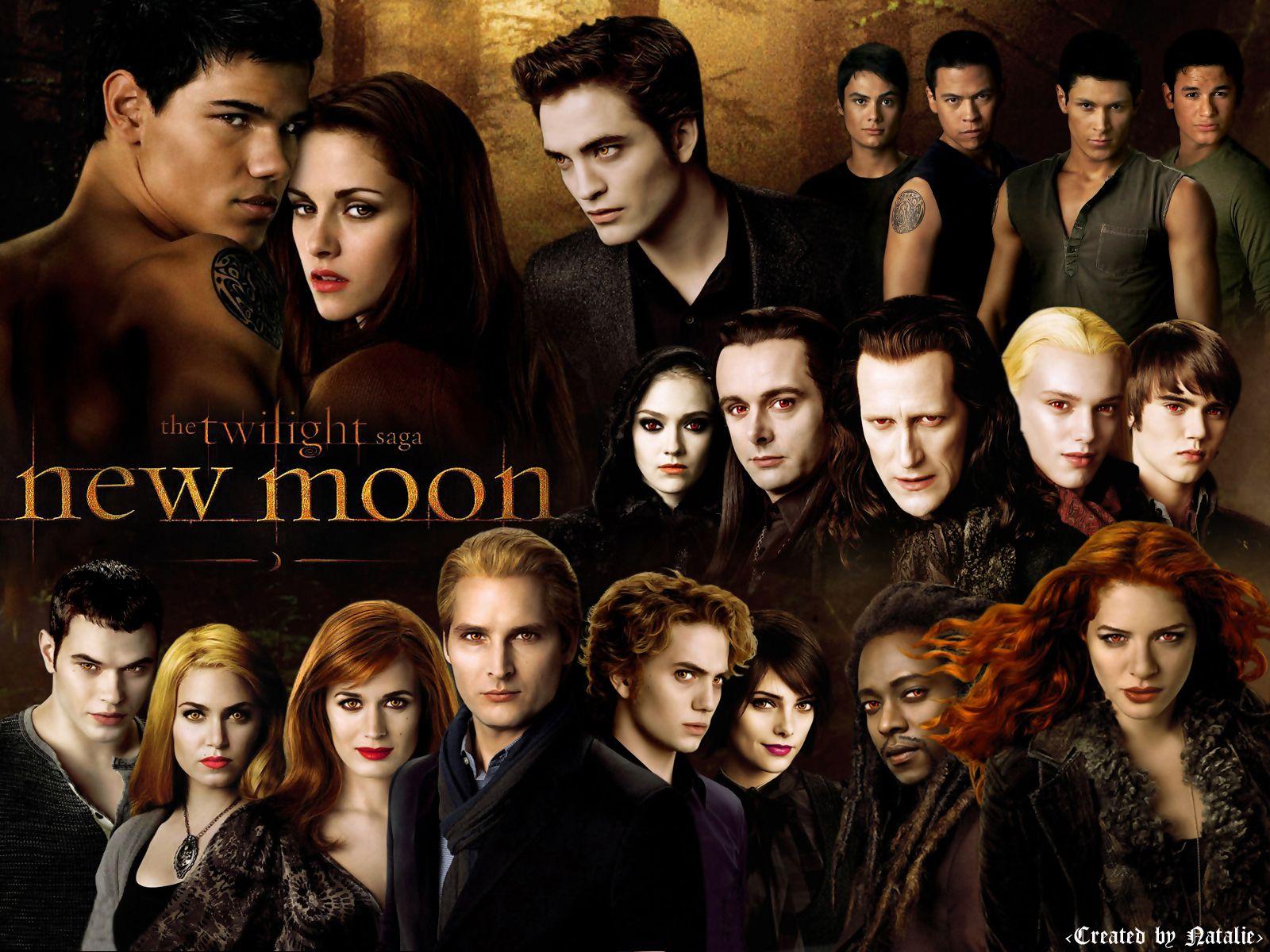 Twilight  New Moon (1600x1200)  Twilight Series Wallpaper (8686693)   Fanpop
