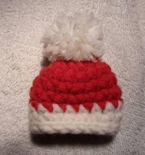 Kostenlose Häkelanleitung für einen Weihnachtseierwärmer