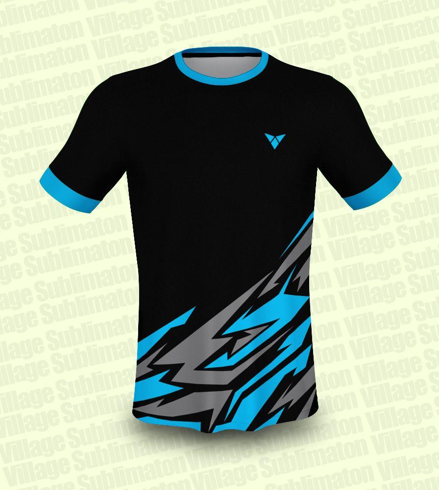 Black Grey Blue Volleyball Jersey Design In 2020 Volleyball Jersey Design Jersey Design Volleyball Jerseys