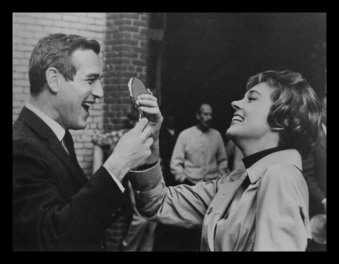 Torn curtain julie andrews - Julie Andrews And Paul Newman Joking