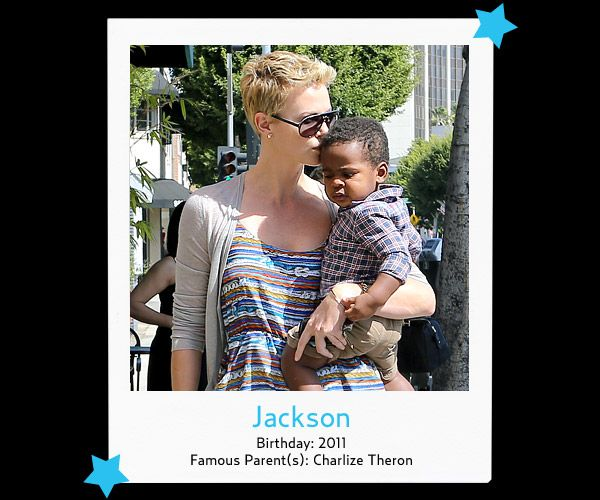 Hollywood Kids: The Cutest Pictures Ever!: Jackson