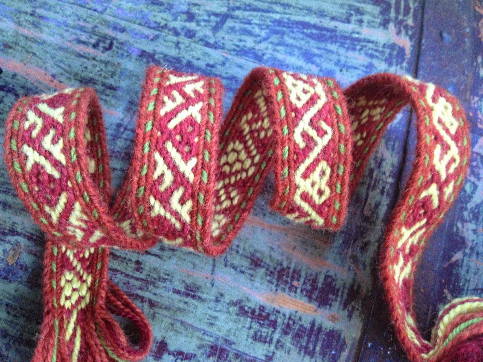 Pebble weave pattern, Maikki Karisto & Mervi Pasanen 2014