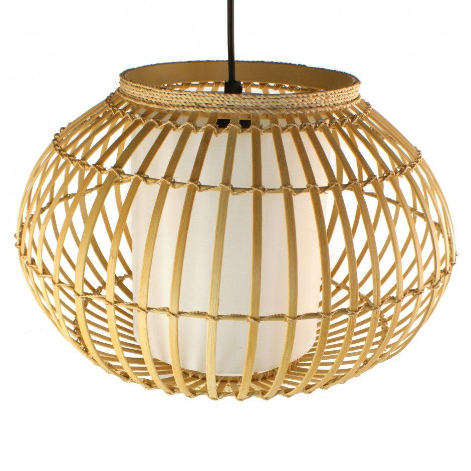 Lampe Japonaise Plafonier Couleur Naturelle Toriya 1 Tennyson