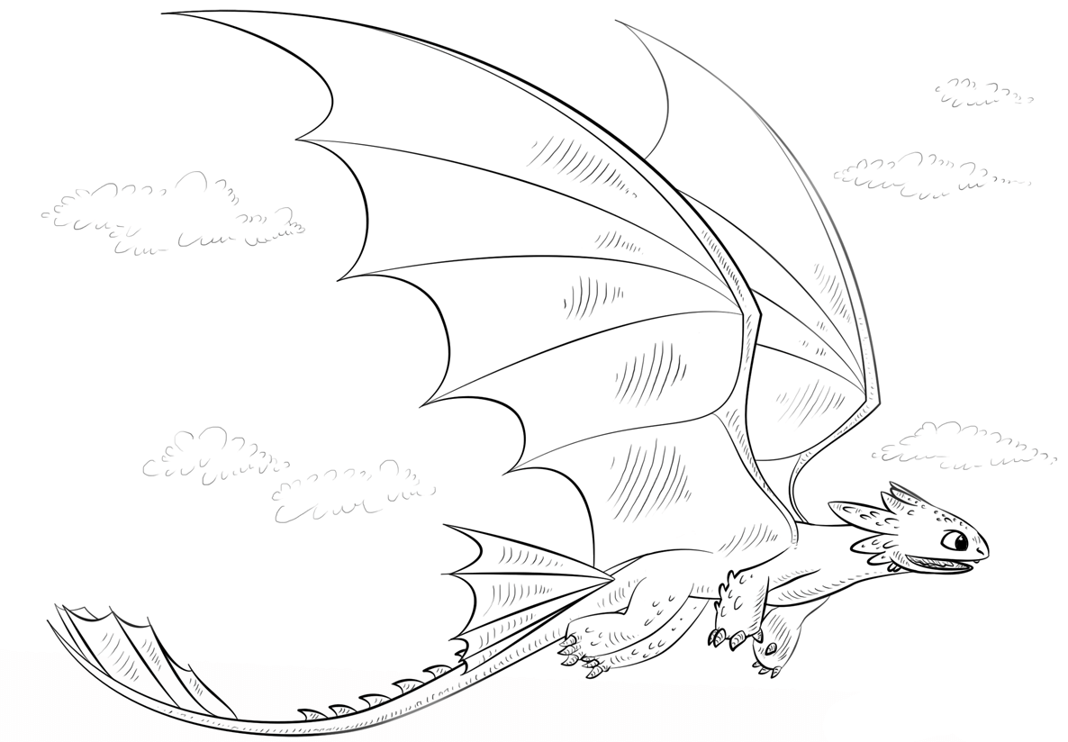 Toothless Coloring Pages Best Coloring Pages For Kids In 2020 How Train Your Dragon Dragon Coloring Page Toothless Drawing