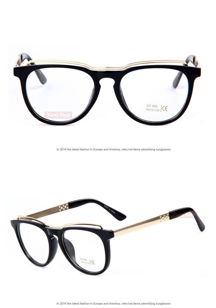 MERRY\'S Fashion Women Cat\'s Eye Glasses Frame Brand Designer Frames ...