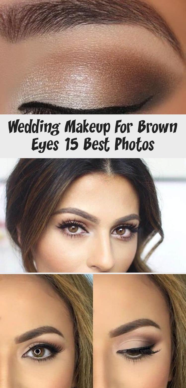 Wedding Makeup For Brown Eyes 15 Best Photos Makeup Follow Me On Pinterest Lind In 2020 Wedding Makeup For Brown Eyes Wedding Makeup For Brunettes Wedding Makeup