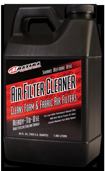 Maxima AIR FILTER CLEANER. (avec images)