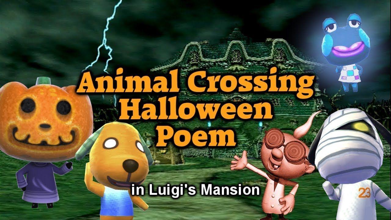 12+ Animal crossing haunted mansion ideas