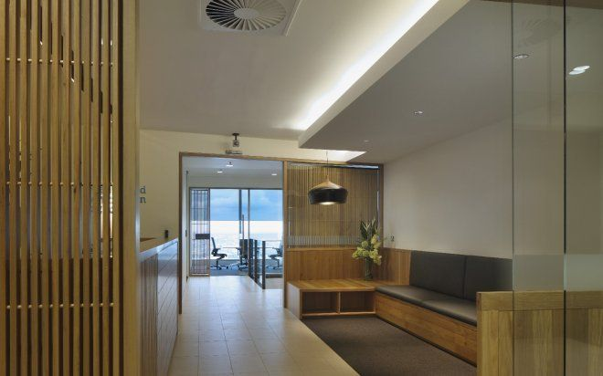 Amicus interiors specialises in office fitout and refurbishment