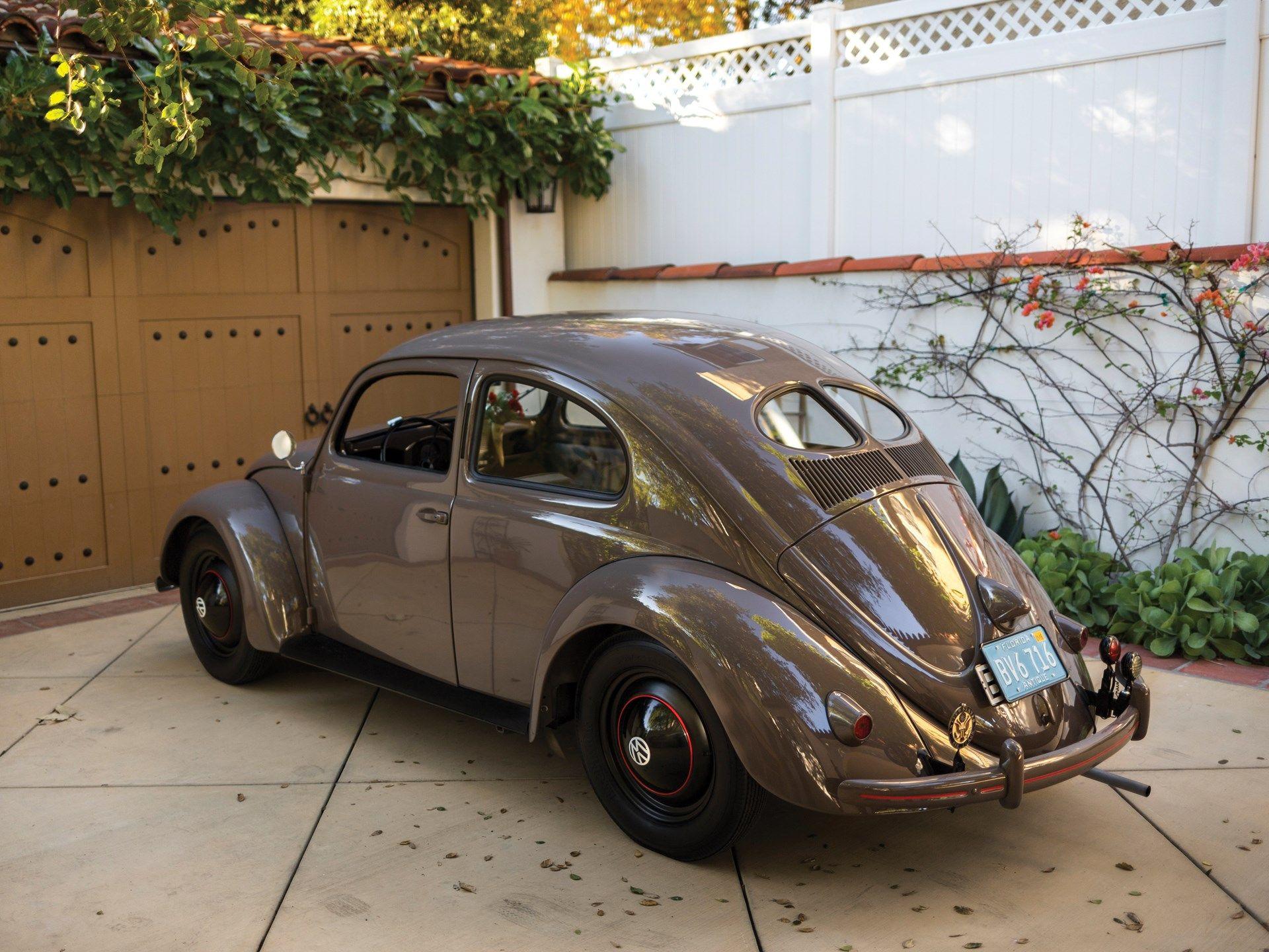 1952 Volkswagen Type 1 Beetle Split Window Standard Sedan Volkswagen New Beetle Vintage Volkswagen Volkswagen