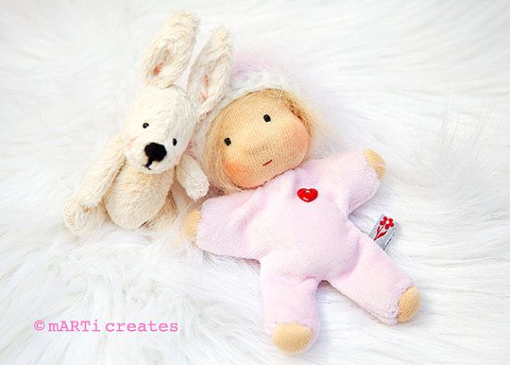 Little baby doll bunny easter gift set by marticreates on etsy little baby doll bunny easter gift set by marticreates on etsy negle Gallery