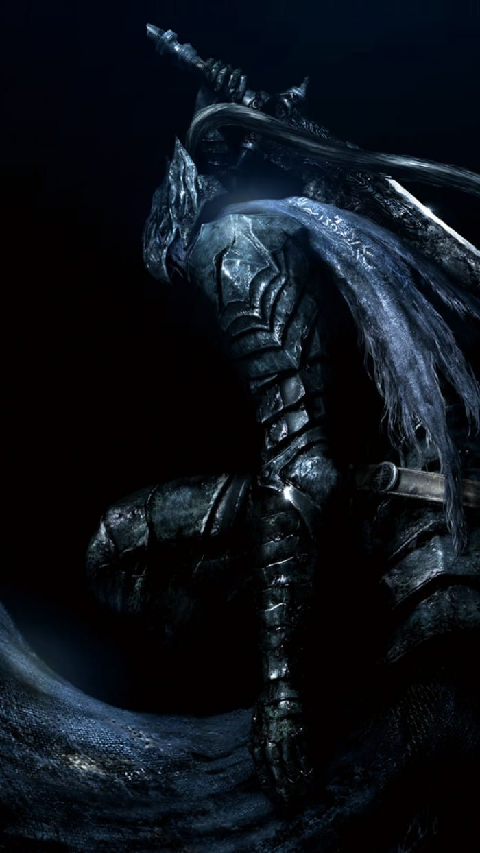 As everyone wanted, Dark Souls Knight Artorias Phone