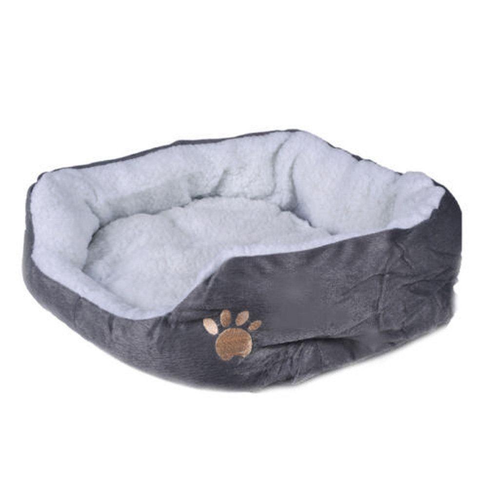 Xhorizon Tm Cotton Blend Soft Warm Puppy Pets Dog Cat Paw Print