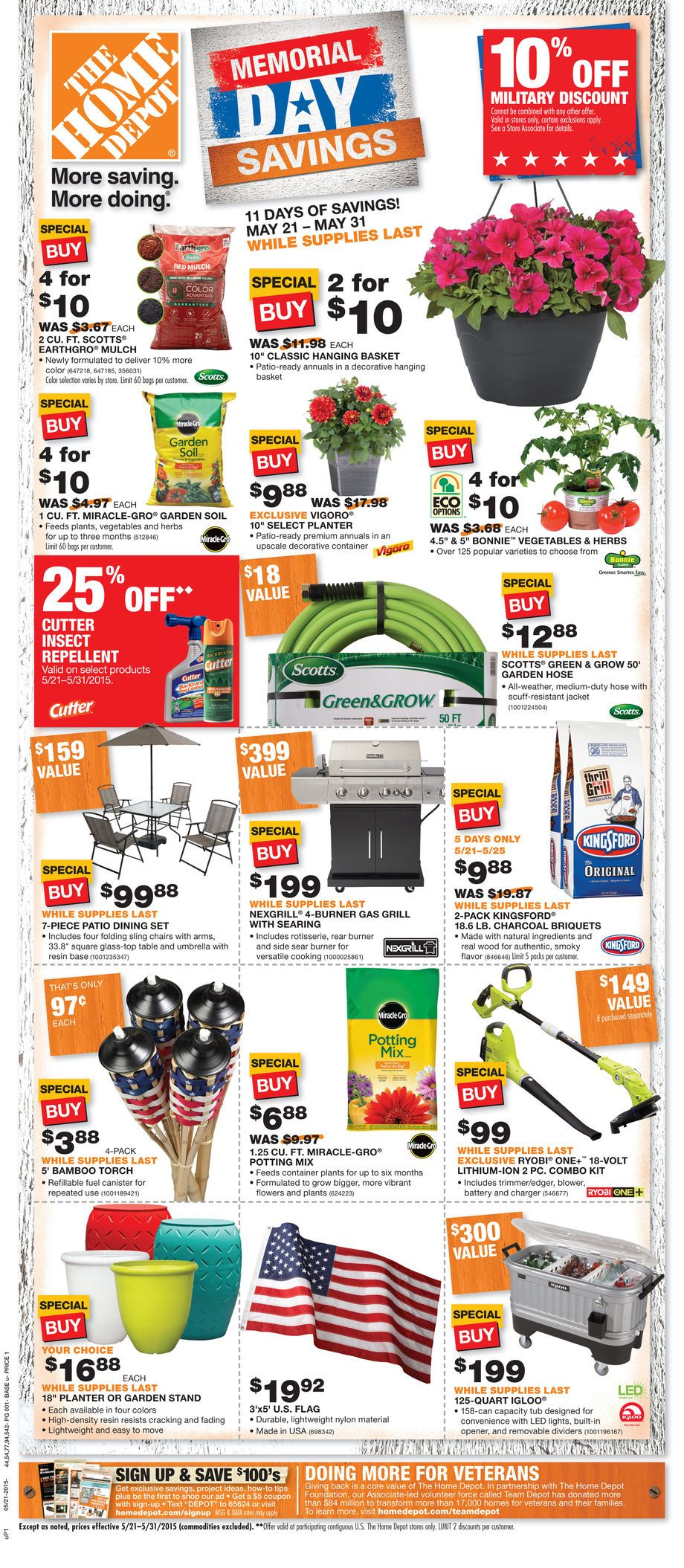 Seattle Home Depot Local Ads, Guides, and Catalogs Local