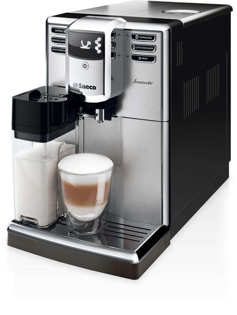Saeco Incanto Carafe Espresso Maker Hd8917 47 With Images