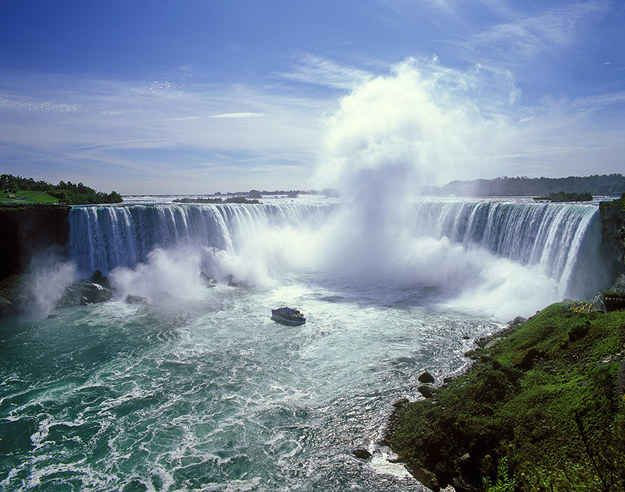 Cataratas do Niagara, Nova York