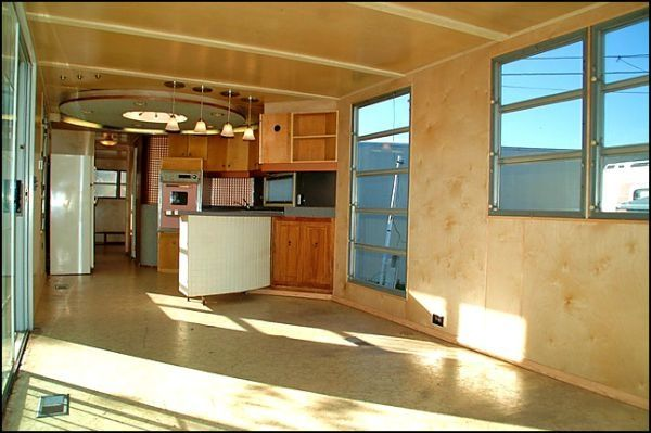 1960 Spartan Carousel 10 X50 Mobile Home Kitchens Remodeling Mobile Homes Mobile Home