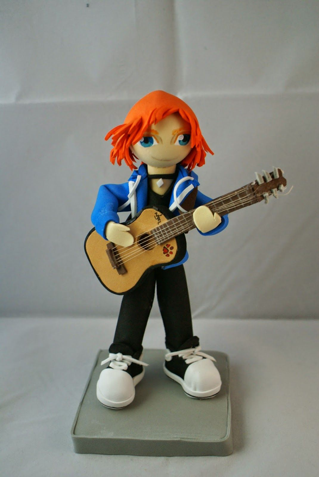 Frikifofuchas Ed Sheeran | dekorgumi fiú | Pinterest