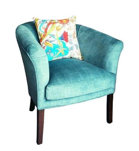 Sill n individual art deco poltrona banqueta sof dise o - Sofas individuales modernos ...