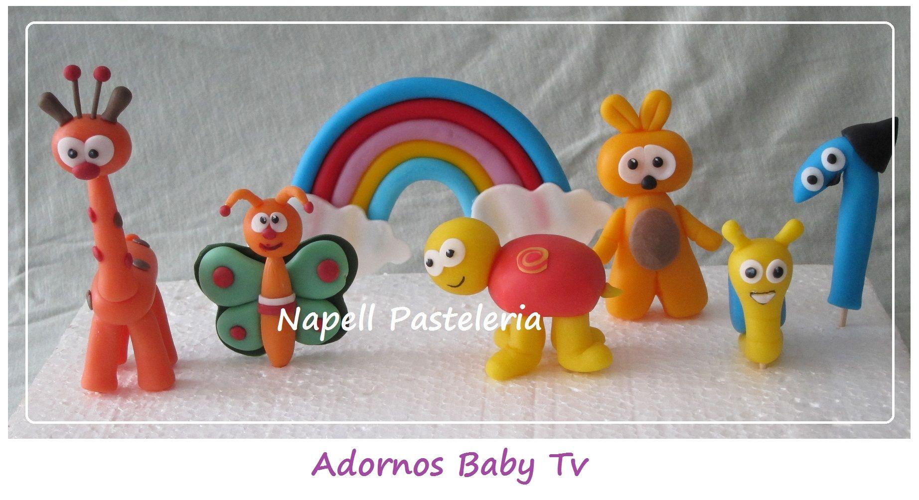 Adorno Baby Tv