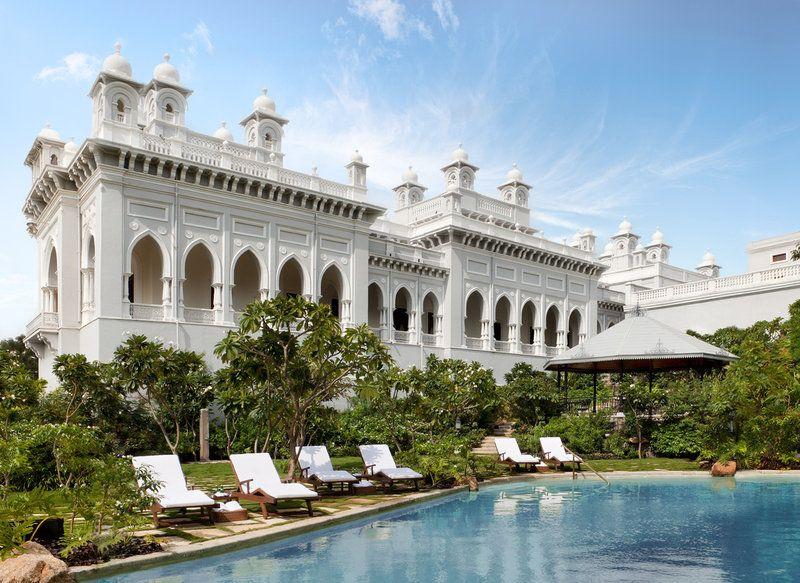 Taj Falaknuma Palace.... Going there in a couple hours!!!
