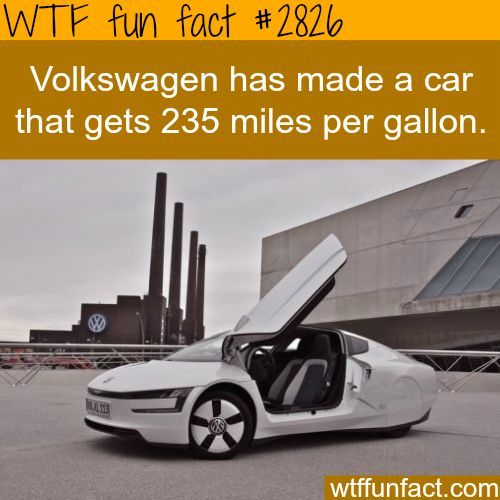 i will learn to drive but only if it's that car.   Interesting Facts