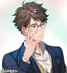 Write a letter to Oikawa!