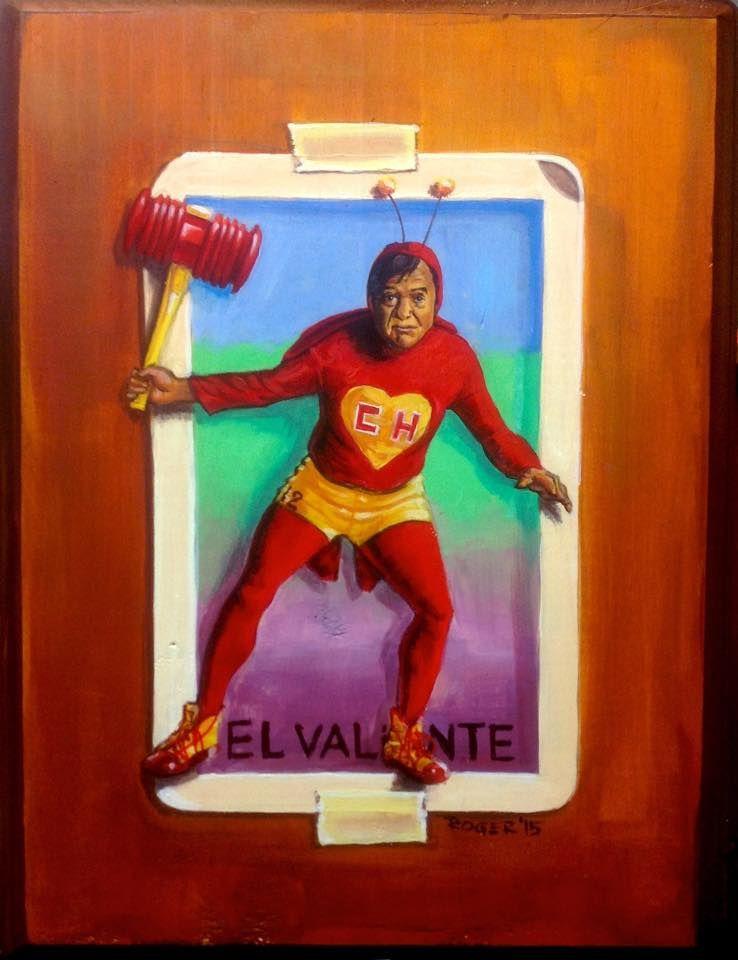 El Valiente 12 by artist Roger Trivinos