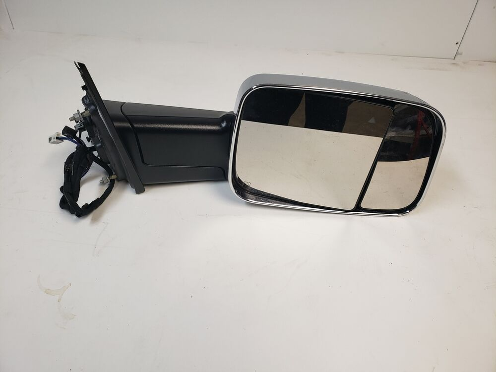 Sponsored Ebay 2019 Dodge Ram 1500 Door Mirror Trailer Tow Right Passenger Side Chrome Cap Oem Dodge Ram 1500 Ram 1500 Dodge Ram